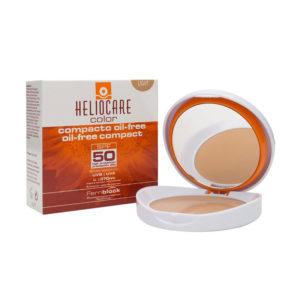 Heliocare Compact Oil Free SPF 50 (Fair)